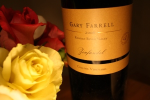 Gary Farrell 2006 Collins Vineyard Zin