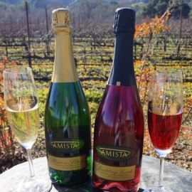 Amista Sparkling Wines