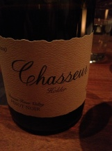 Chasseur Hunter Pinot