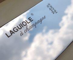 Laguiole saber detail
