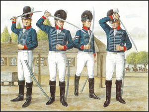 Napoleonic Officers and Swords