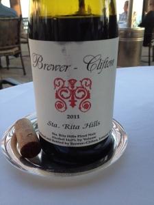 Brewer-Clifton 2011 Santa Rita Hills Pinot Noir