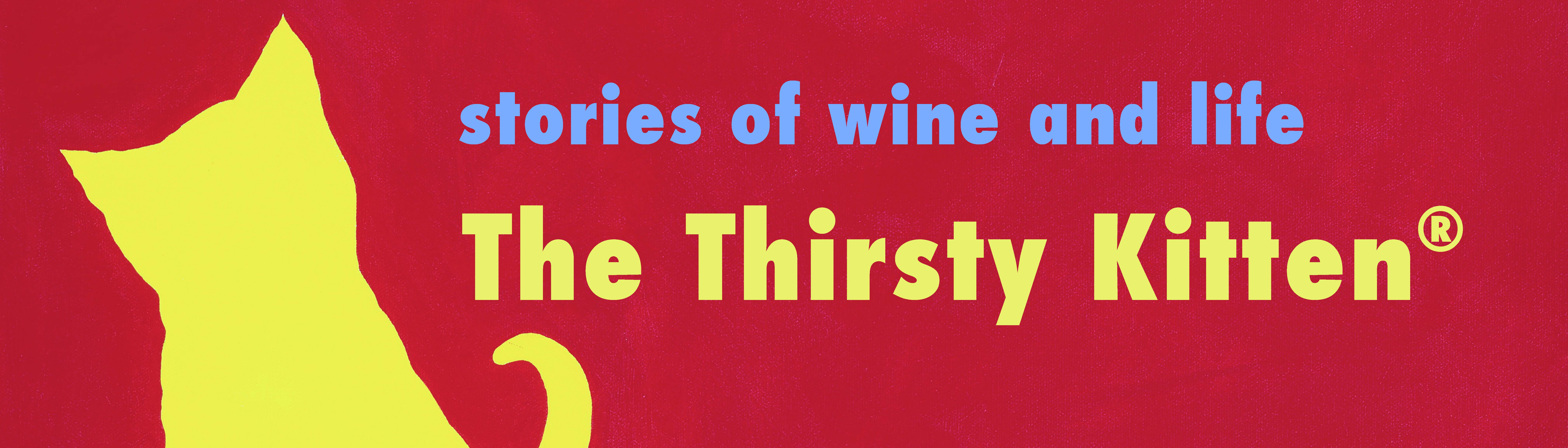 The Thirsty Kitten | stories about wine and life