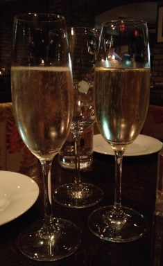 British sparkling wine sipped at Ely