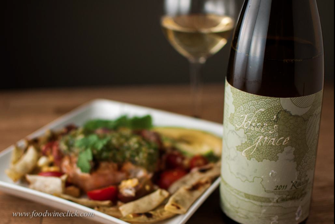 FoodWineClick Riesling Photo