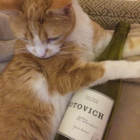 With only five barrels produced, we are definitely not sharing this Zotovich Viognier
