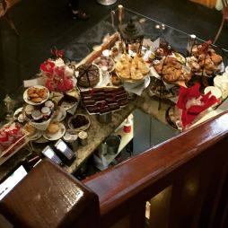 Just a few sweet treats at Queen of Tarts, Cow's Lane.