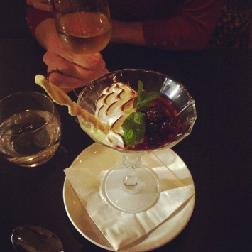 Stanley's Dessert