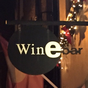 Ely Wine Bar in Dublin