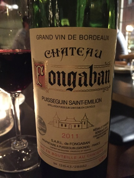 Bordeaux at Stanley's