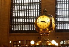 The gem of Grand Central Terminal. ©2015 Lucy Mathews Heegaard
